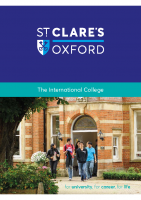 St Clare's International College